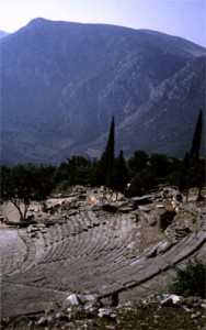 Delphi, Sanctuary of Apollo