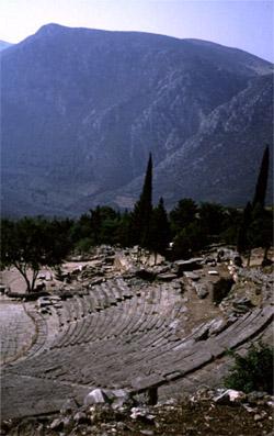 Delphi, Sanctuary of Apollo